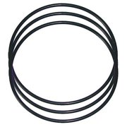 3 pack of Whirlpool WHKF-DWHBB & American Plumber W10-PR Compatible Water Filter O-Rings by CFS