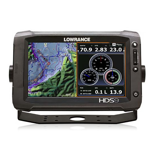 ***DISCONTINUED*** Lowrance HDS-9 Touch Gen-2 Insight