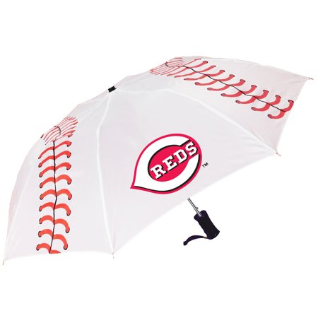 Storm Duds Cincinnati Reds Baseball Folding Umbrella - No Size