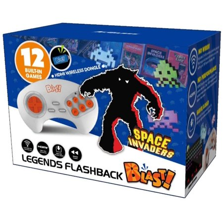 Space Invaders Pinball (Legends Flashback Blast!, Space Invaders, Retro Gaming)