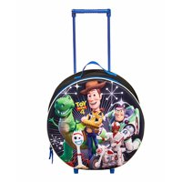 Disney Kids' Molded Rolling Luggage (Toy Story)