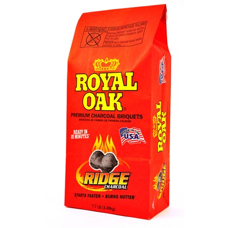 Royal Oak Charcoal Briquettes, 7.7 lb Bag