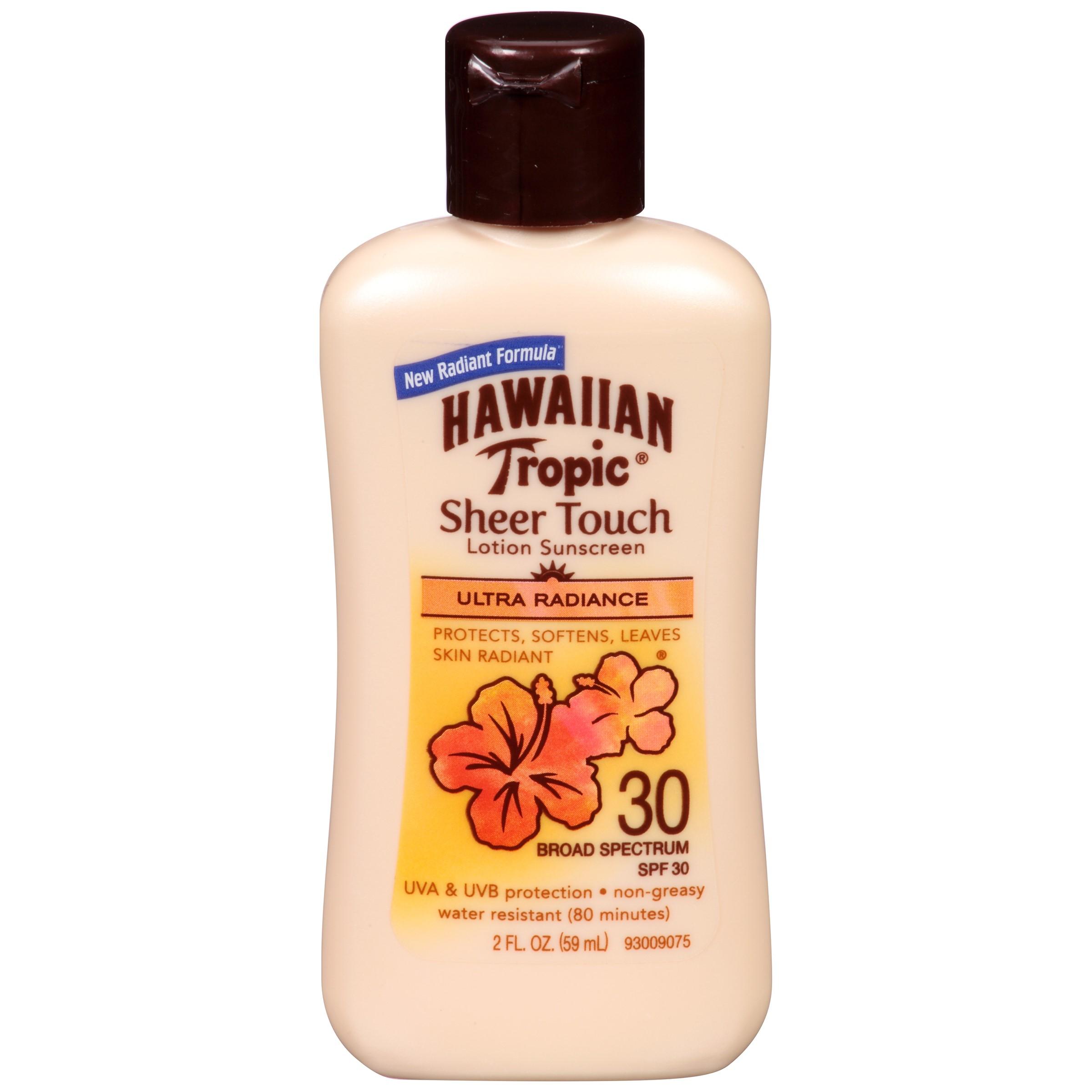 Hawaiian Tropic Sheer Touch Ultra Radiance Travel Size