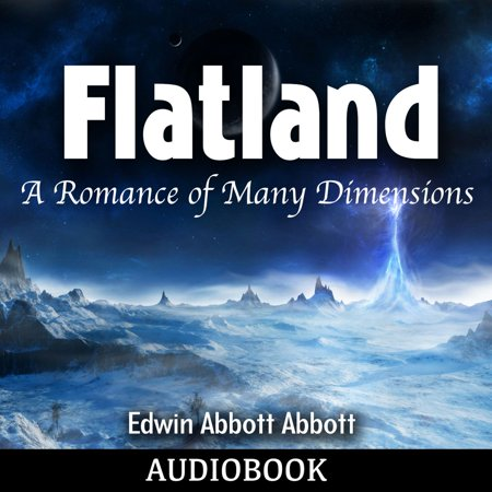 Flatland: A Romance of Many Dimensions - (Best Romance Audiobooks 2019)