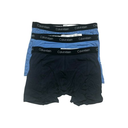 Calvin Klein Cotton Stretch Boxer Brief 3 Pack NP2168O Multiple sizes and colors (939,Large) Calvin Klein Sport Brief
