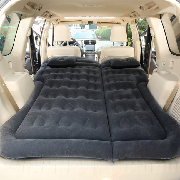 Car Inflatable Bed Air Mattress