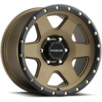 "Raceline 946BZ Boost 18x9 8x170 -12mm Bronze Wheel Rim 18"" Inch"