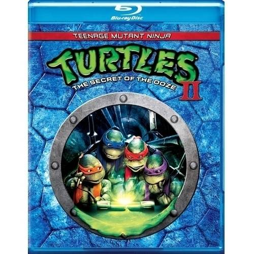 Teenage Mutant Ninja Turtles II: The Secret Of The Ooze (Blu-ray) (Widescreen)