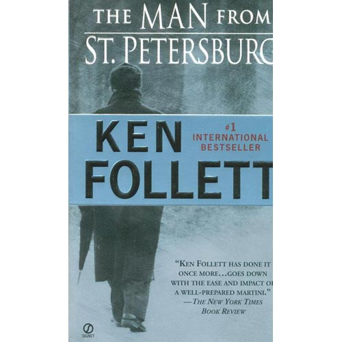 THE MAN FROM ST. PETERSBURG [9780451163516]