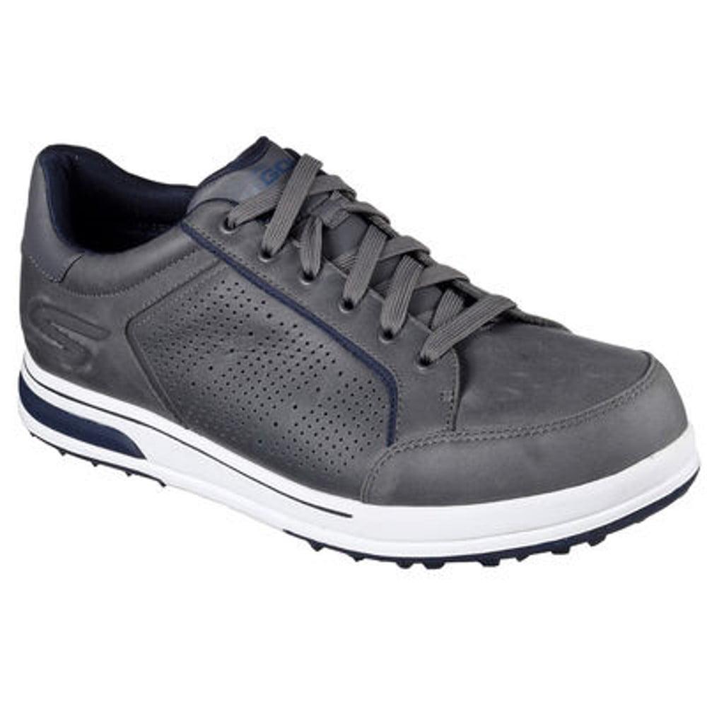 5d1d5c3bcf0f Skechers - New Mens Skechers Go Golf Drive 2-LX Golf Shoes Charcoal   Navy  Size 11 M - Walmart.com