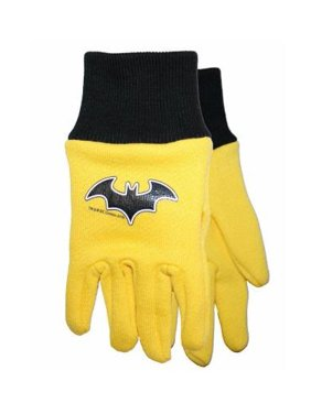 Midwest Quality Glove Batman Jersey Gloves SFB102TH8