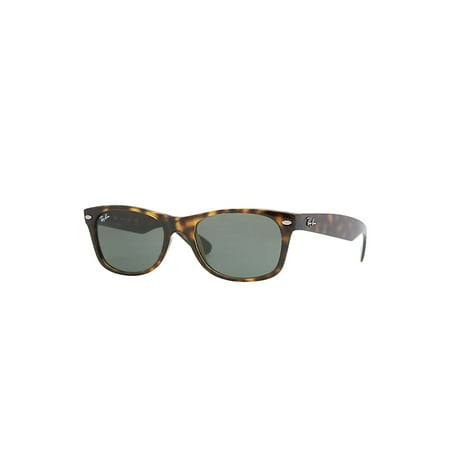 Ray-Ban Unisex RB2132 New Wayfarer Sunglasses, (Amazon Ray Ban Aviator Small)
