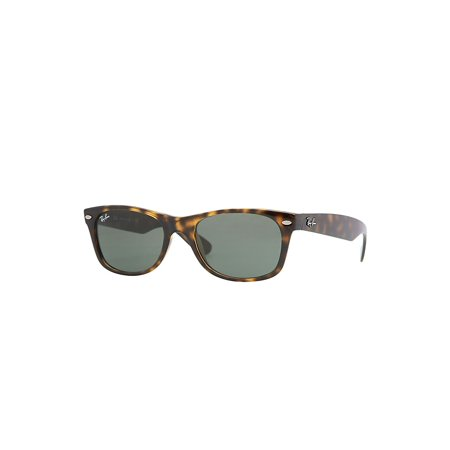 Ray-Ban Unisex RB2132 New Wayfarer Sunglasses, 52mm (Nerd Brille Ray Ban)