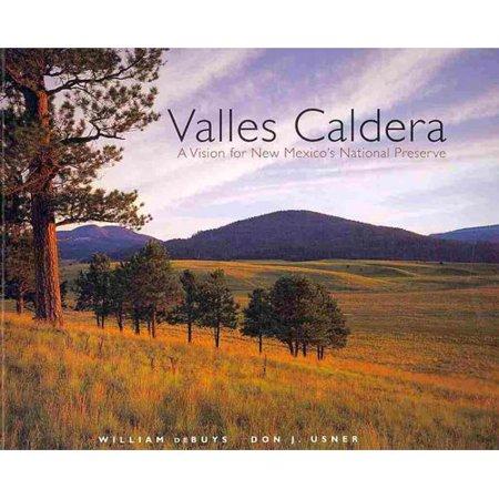 Valles Caldera  A Vision For New Mexicos National Preserve
