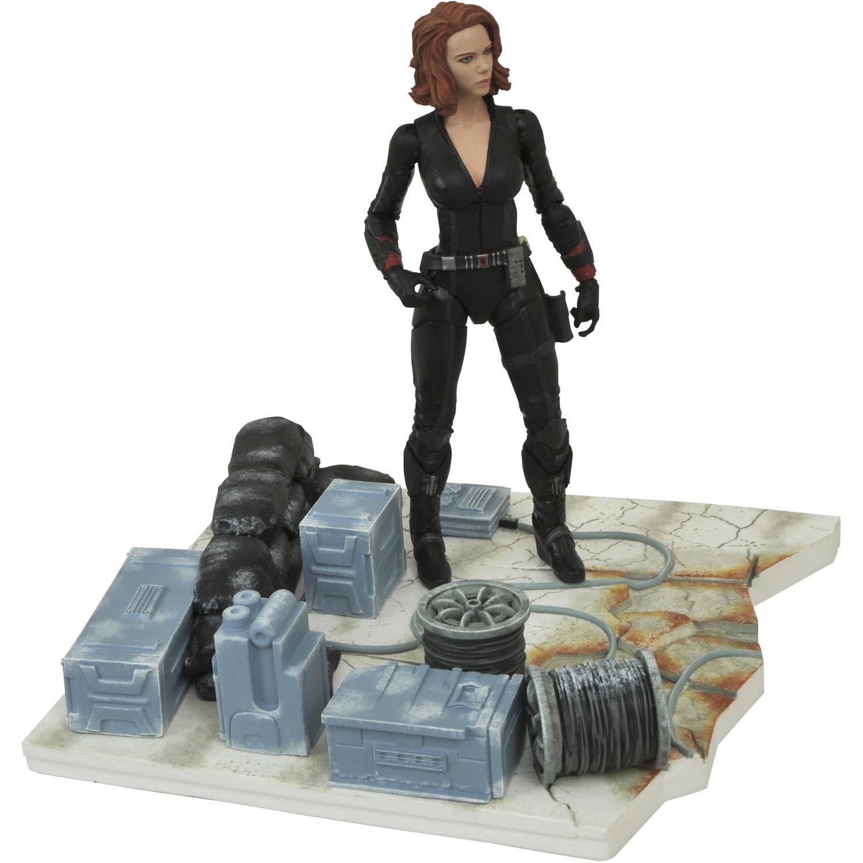 Diamond Select Toys Marvel Select Avengers Age Of Ultron Black Widow Action Figure