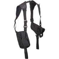 Crosman Shoulder Holster SAH03 Airsoft Adjustable straps, fits most handguns