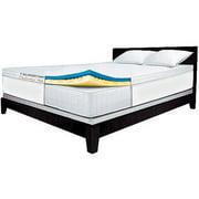 """Sleep Innovations 2"""" Gel-memory Foam And"""
