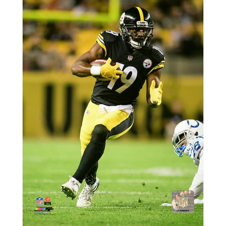 JuJu Smith-Schuster 2017 Action Photo Print - Halloween Nyc 2017 Photos
