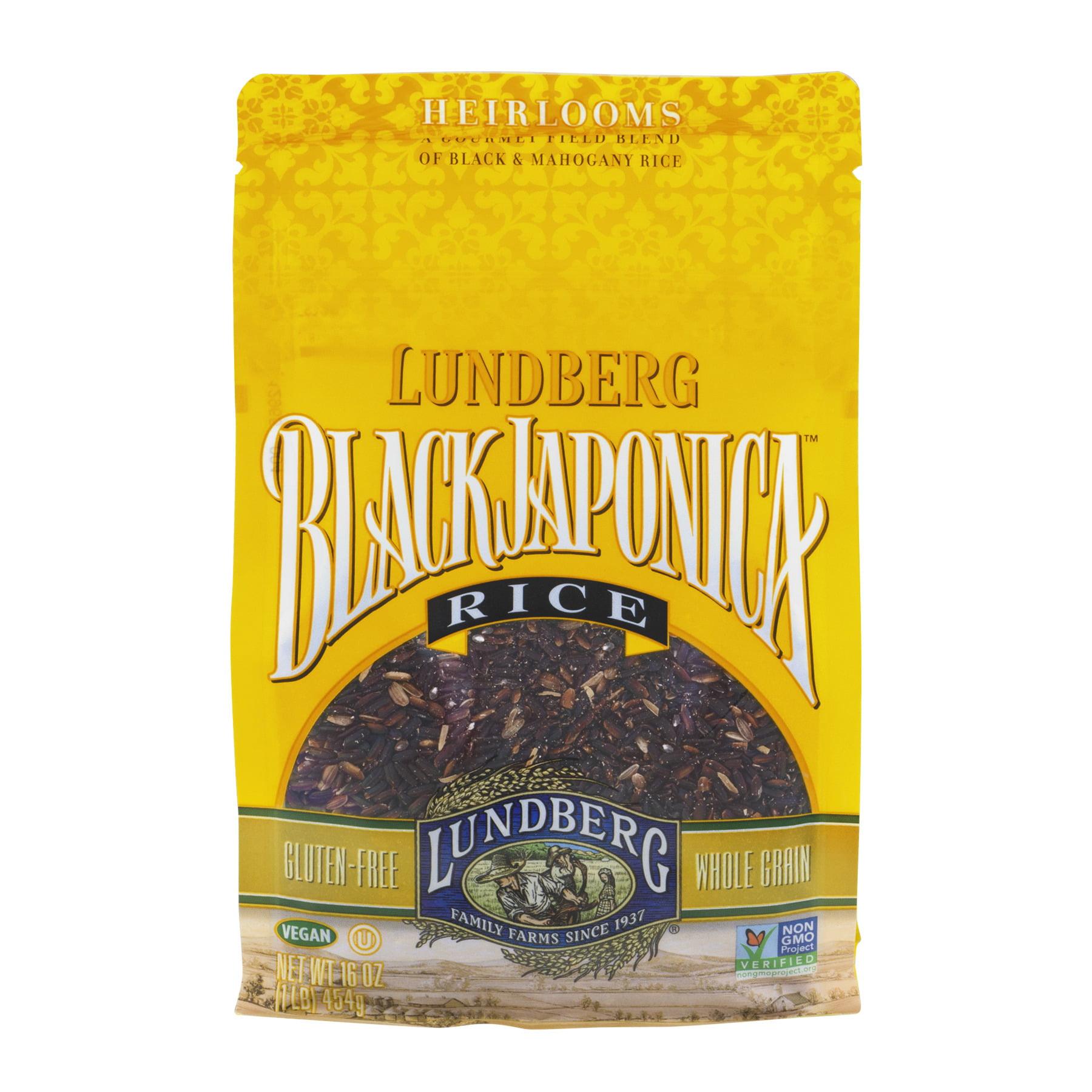Lundberg Black Japonica Rice, 16.0 OZ