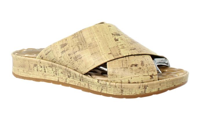 Lifestride Slides Womens Sandals Size 8.5 New by LifeStride