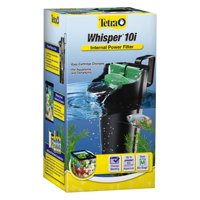 Tetra Whisper Internal Filter 3 To 10 gal. With Air Pump