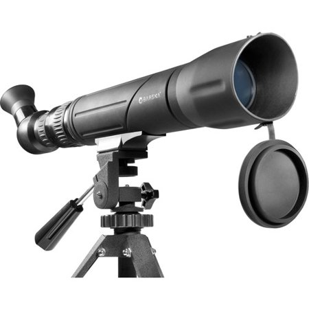- Barska 20-60 x 60mm Spotter SV Angled Spotting Scope