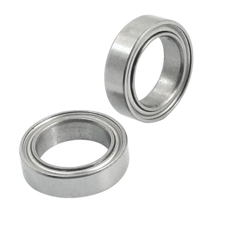 2pcs Sealed Ball Bearing 15x10x4mm Spare Parts for HSP RC Model Cars Buggy