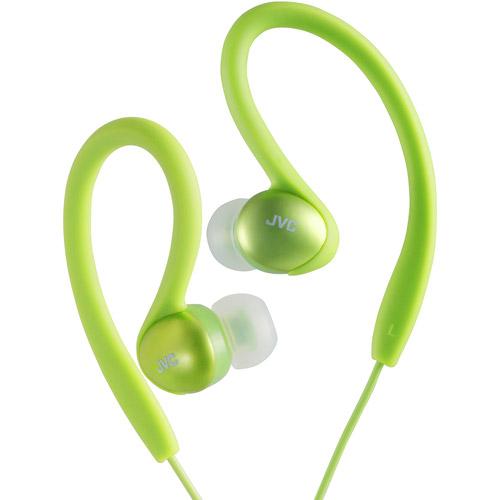 JVC America InnerEar clip Headphone Green