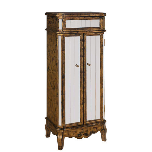 Coast To Coast Imports Llc Jewelry Armoire With Mirror