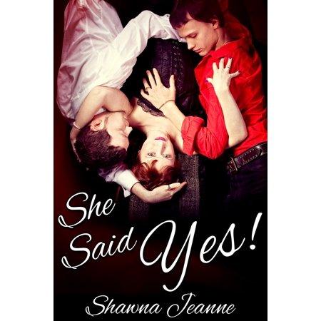 She Said Yes! - eBook - She Said Yes Bridal