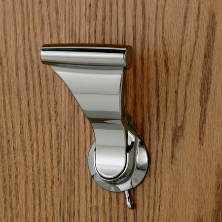 Soss UltraLatch for 1 3 4 inch Door with Privacy Latch Bright Nickel L