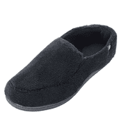 Men's Microterry Slip-On Slippers