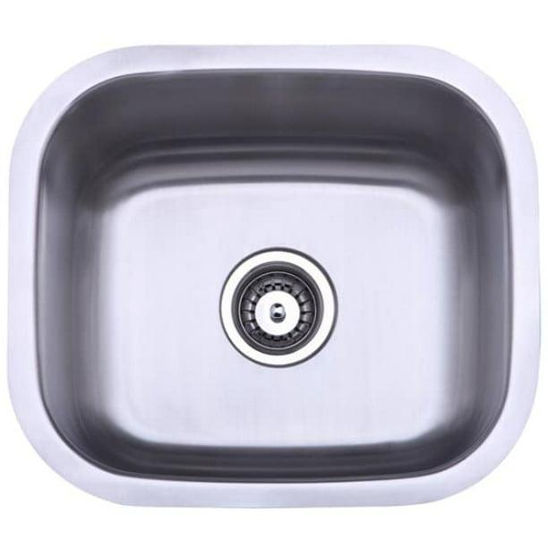 18 Inch Undermount Kitchen Sink