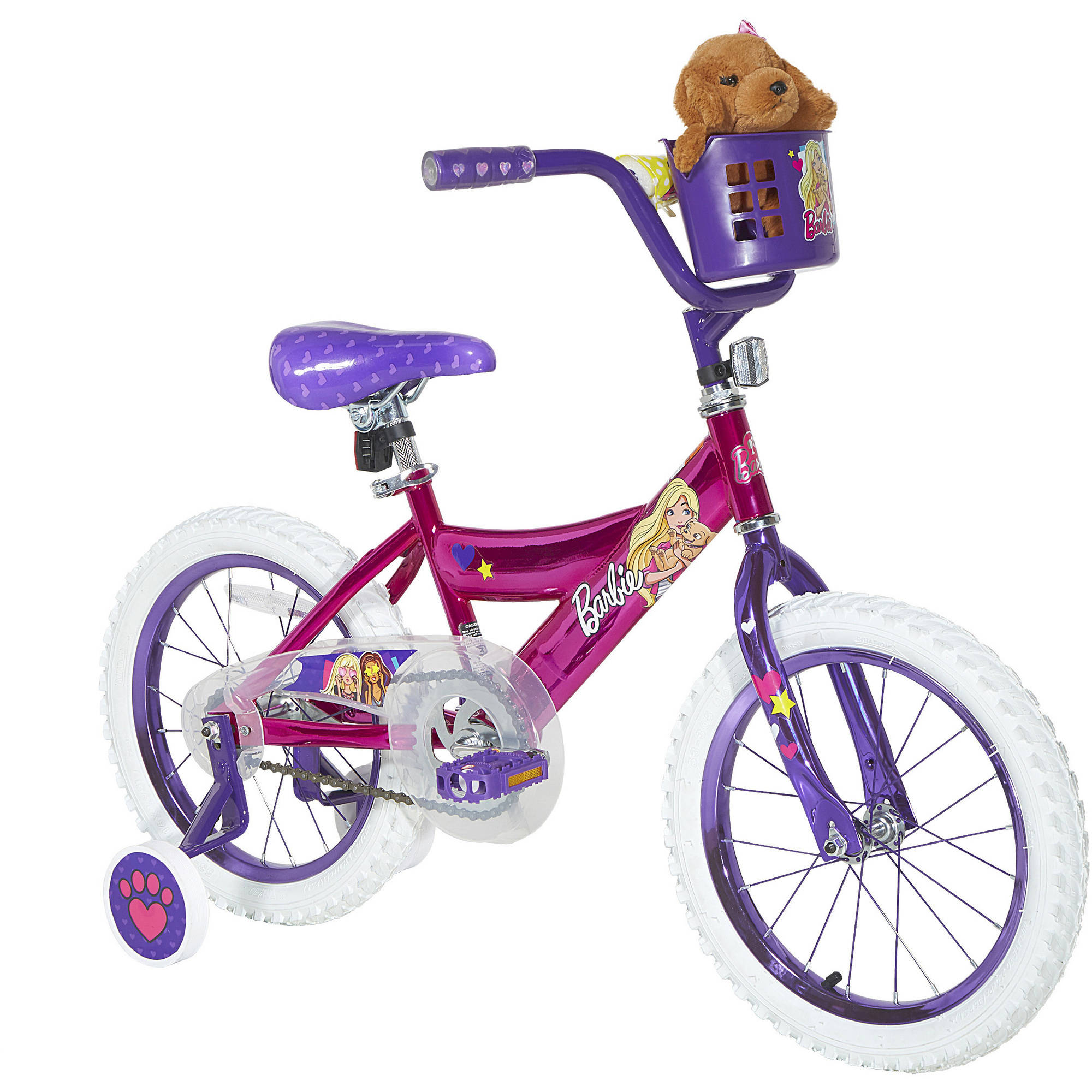 "Dynacraft Barbie 16"" Girls' Bike by Dynacraft BSC"