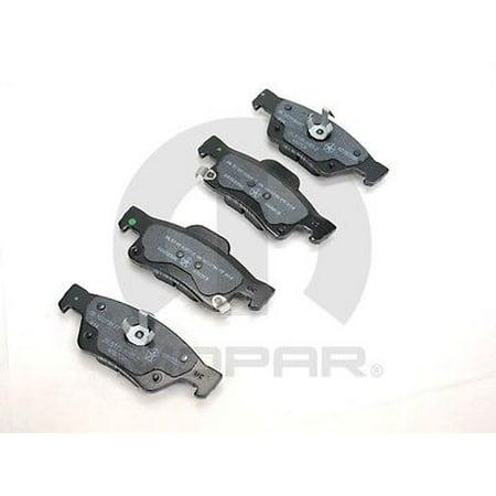 Disc Brake Pad and Hardware Kit Rear MOPAR - Disc Brake Hardware