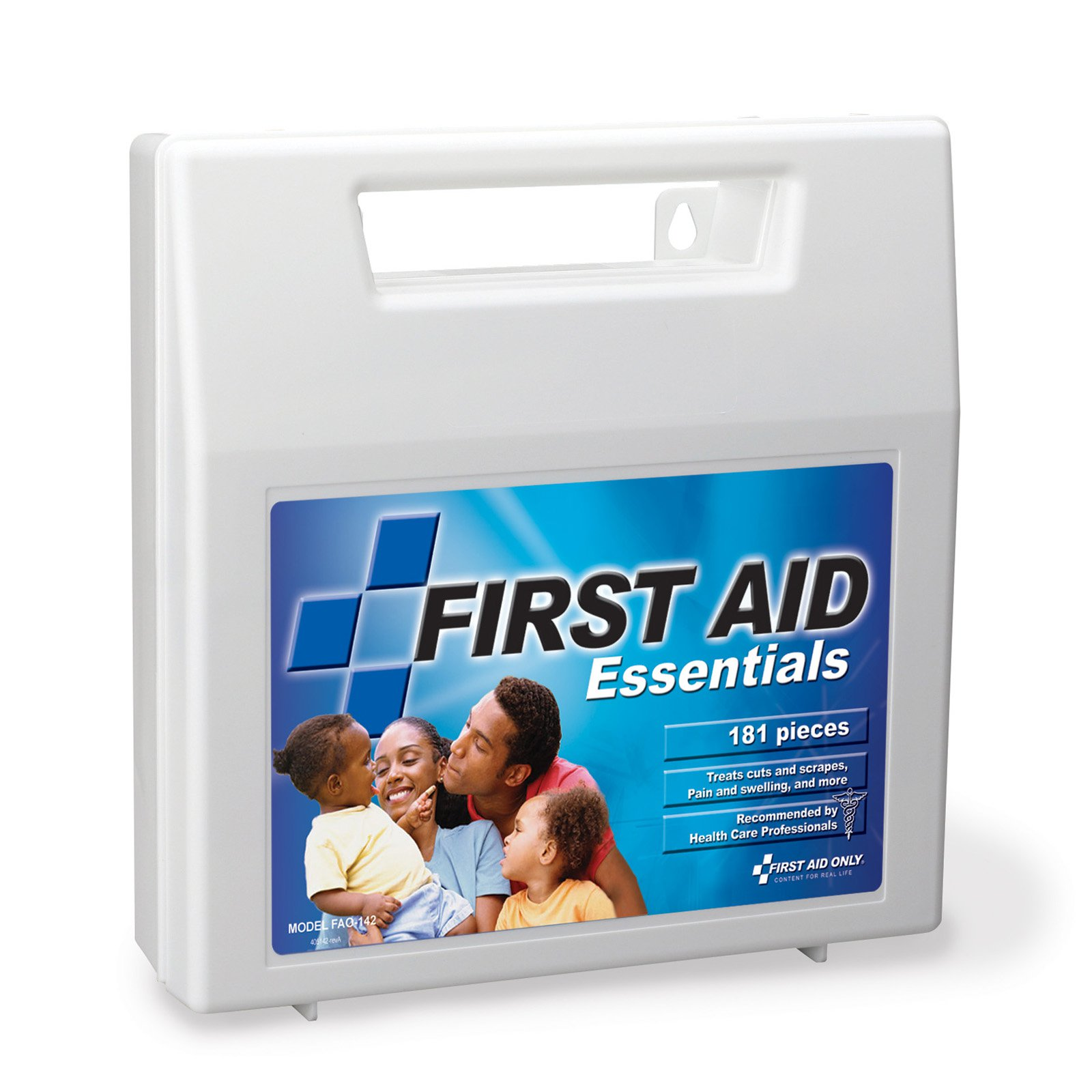 First Aid Only All Purpose First Aid Kit - 181 Pieces