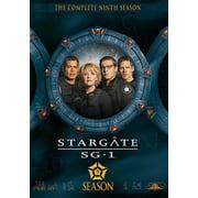 Stargate SG-1: Season 9 (DVD) by FOX HOME ENTERTAINMENT