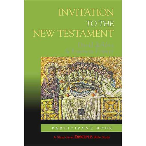 an analysis of discipleship in the new testament The second meaning — this helping others — does have a verb in new  testament greek: mathetuo, to make disciples it can mean preach the.