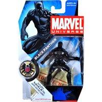 "Marvel Universe Marvel Universe Series 1 Black Panther 3.75"" Action Figure #5"