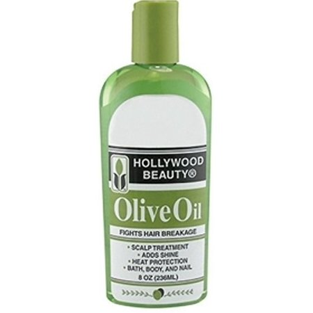 Hollywood Beauty Olive Oil ScalpTreatment, 8 oz