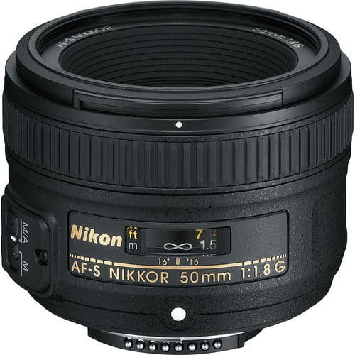 UNASSIGNED Nikon AF-S NIKKOR 50mm f/1.8G Lens