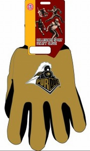 Purdue Boilermakers Two Tone Gloves Adult by Wincraft, Inc.