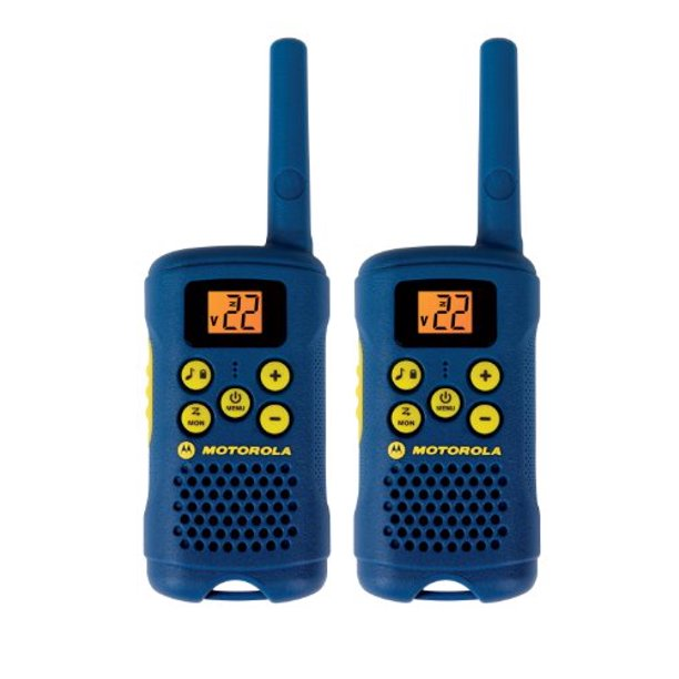 Eight Mile Alabama: Motorola MG160A -16 Mile Talkabout 2-Way Radios (Blue