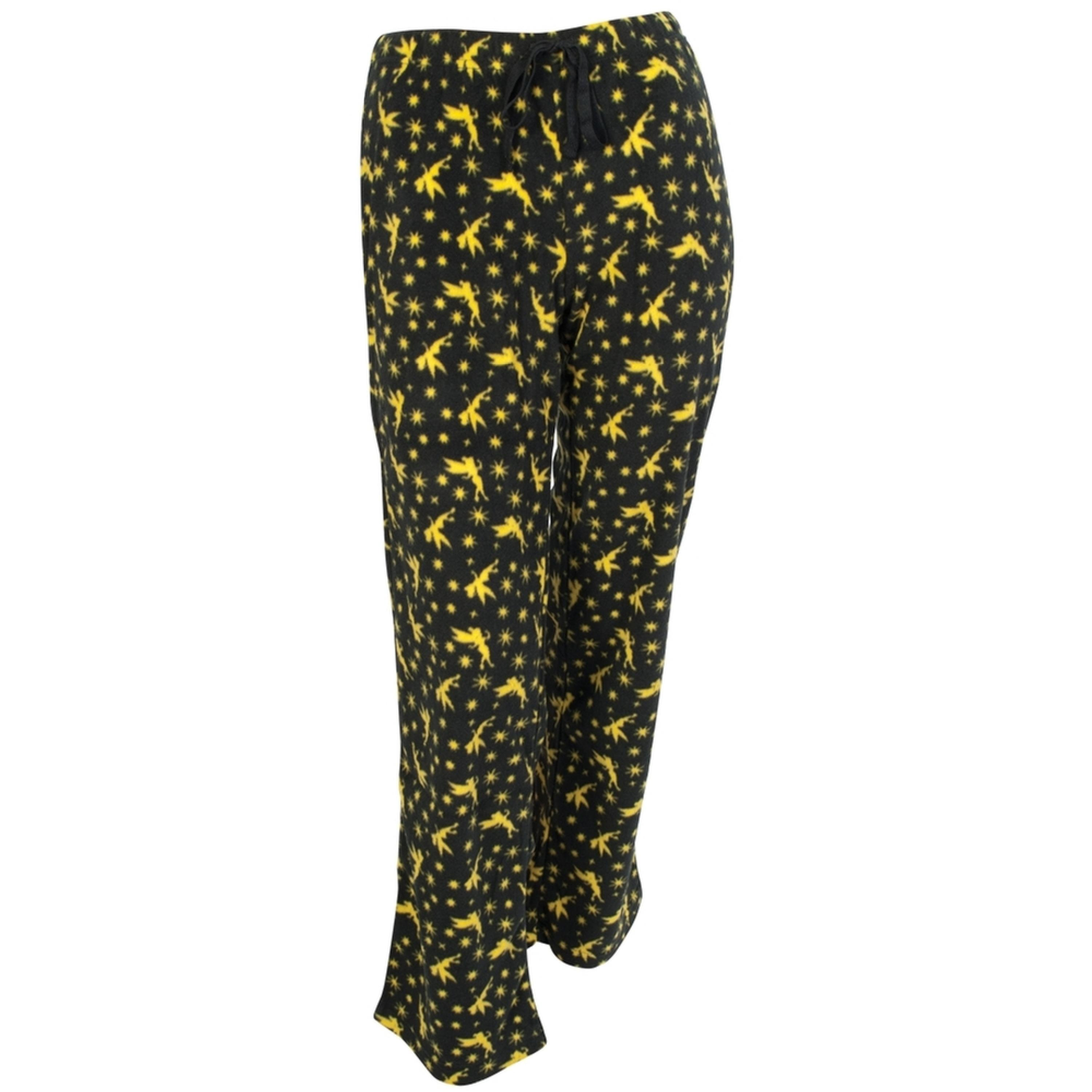 Tinkerbell - Stars & Silhouette Juniors Sleep Pants