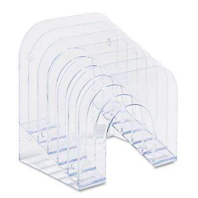 Rubbermaid Optimizers Multifunctional Six-Tier Jumbo Incline Sorter (Rubbermaid Jumbo Incline Sorter)