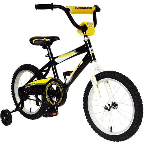 "16"" Mantis Burmeister Boys' Bike by Cycle Force Group"