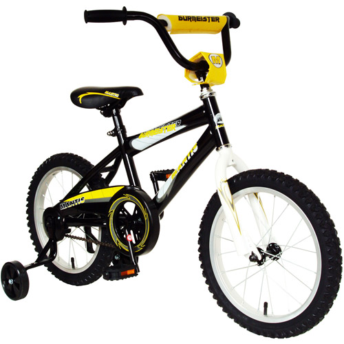 "16"" Mantis Burmeister Boys' Bike"