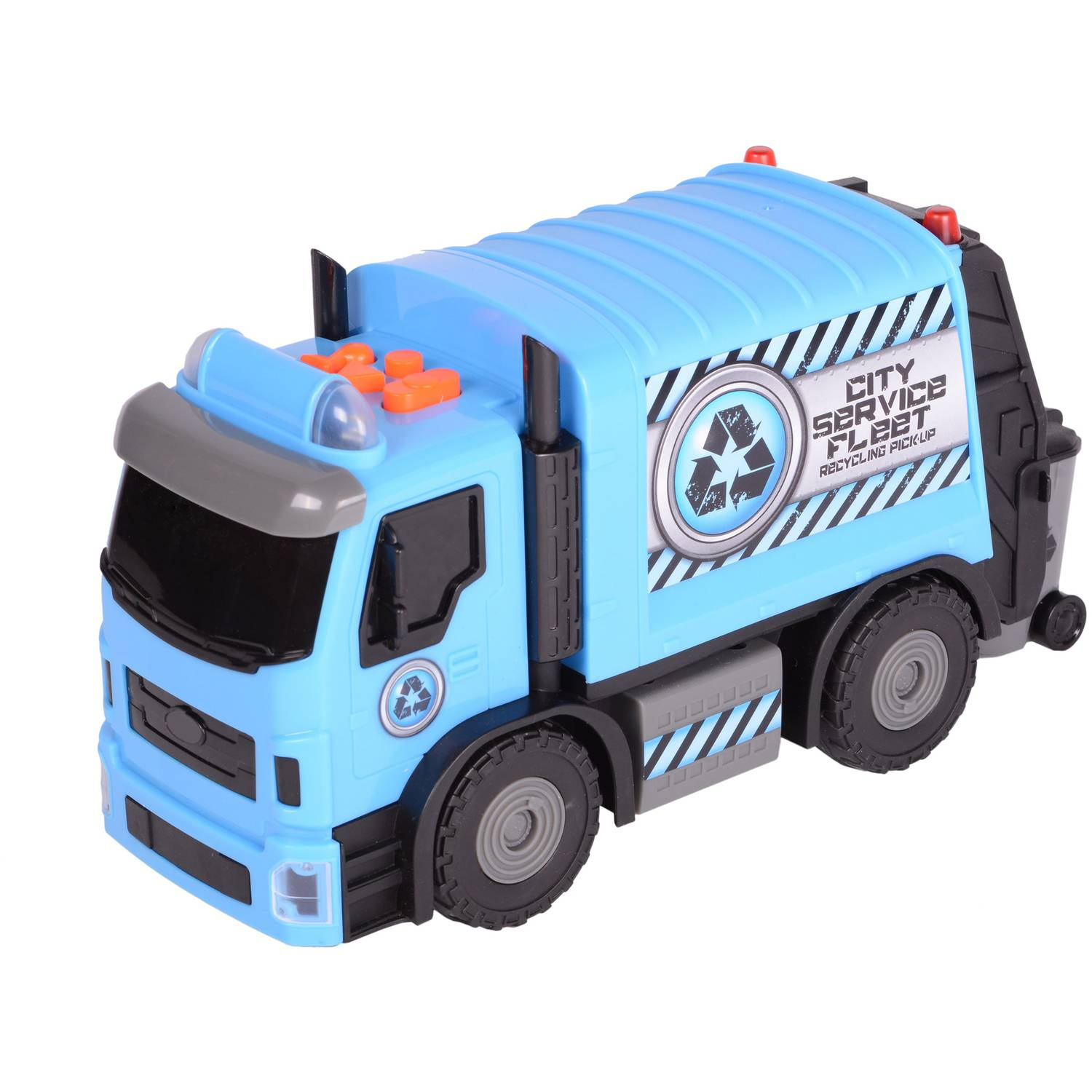 Adventure Force Municipal Vehicles, Recycle Truck by Toy State International Limited