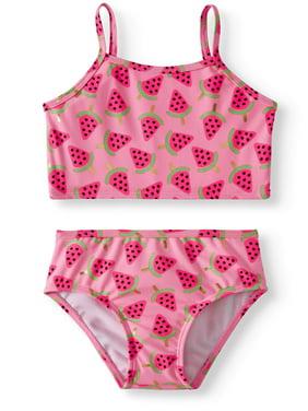 4200f3e3b8e Girls Swimwear - Walmart.com