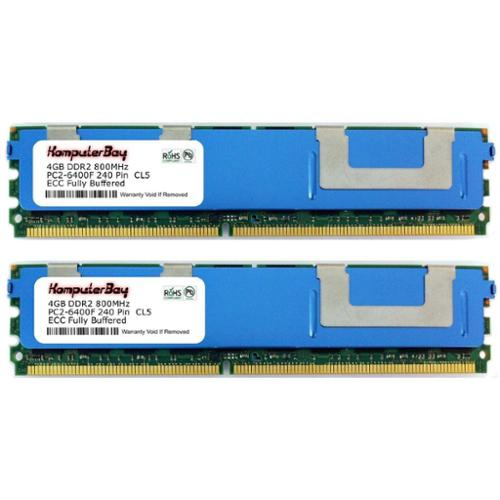 Komputerbay 8GB (2X4GB) Memory HP XW8600 WORKSTATION, Pro...